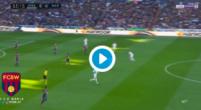 Imagen: CLASICO | ¡Qué contra maravillosa del Barça para adelantarse en el Bernabéu!