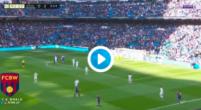 Imagen: CLÁSICO | Aleix Vidal sentenció con su gol el Clásico y La Liga
