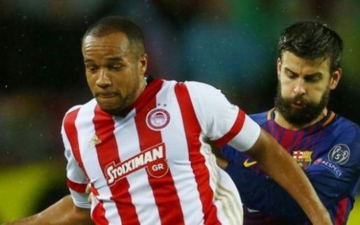 Afbeelding: 'Tweede topclub springt in de dans om Odjidja weg te plukken in Griekenland'