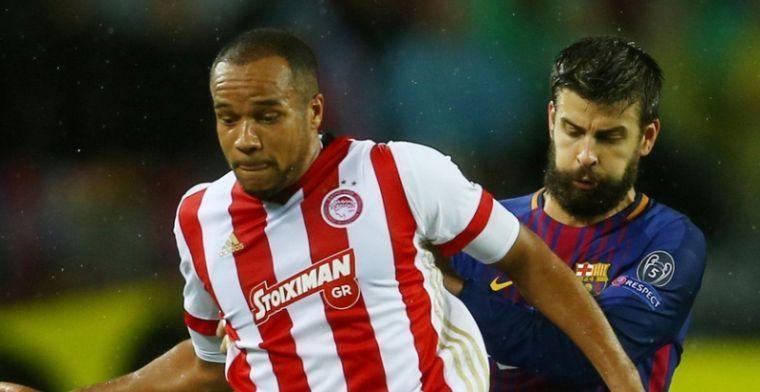 'Tweede topclub springt in de dans om Odjidja weg te plukken in Griekenland'