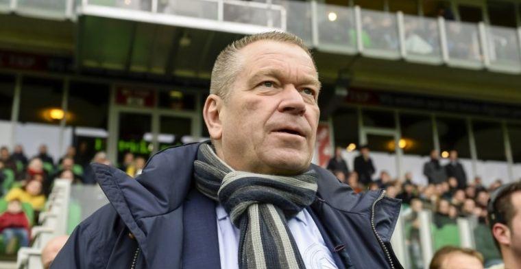 Nijland bevestigt aanstaand vertrek van FC Groningen-duo: Vergevorderd stadium