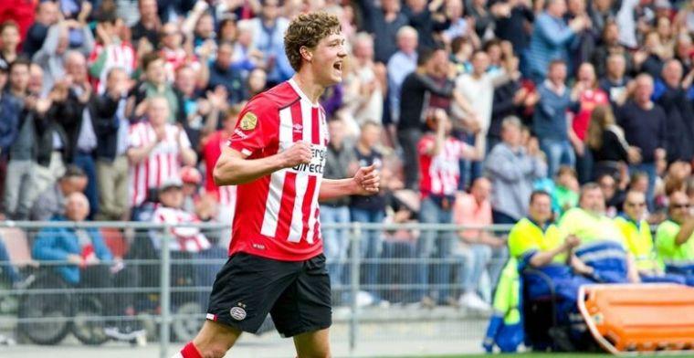 'Romero verdringt Lammers naar tweede plan: Eredivisie-huurdeal in aantocht'