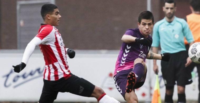 FC Utrecht strikt jeugdinternational van Oranje: 'Snel en beweeglijk'