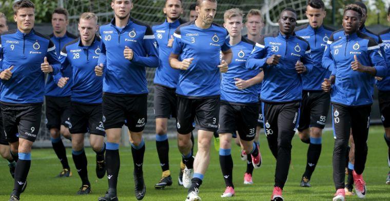 'Club Brugge zoekt oplossing voor vergeten speler, 1B of Nederland'