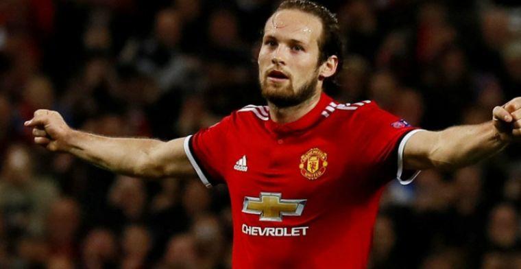 'Blind ontvangt officiële brief van Manchester United: geen transfervrij vertrek'