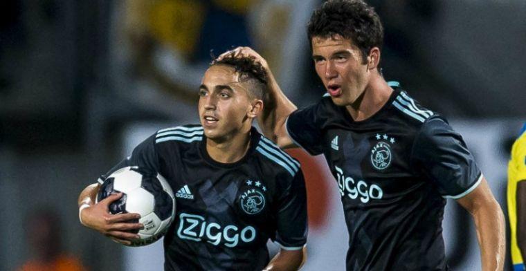 Familie Nouri geschokt: Sinds vroeg stadium antwoorden Ajax proberen te krijgen
