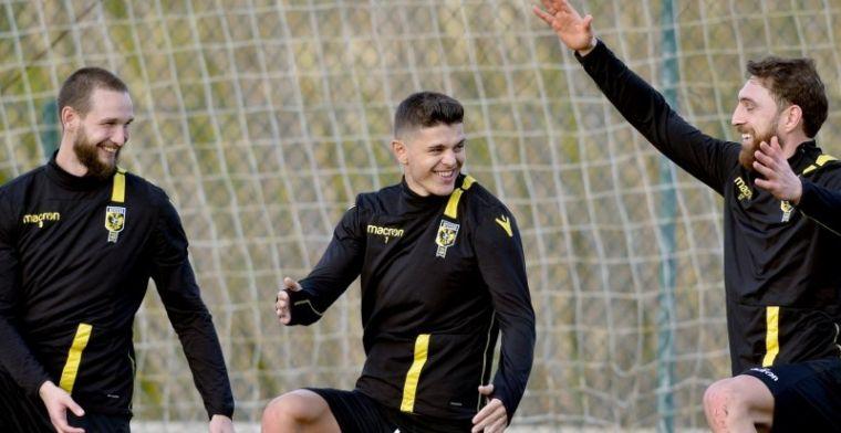 Vitesse-ster aast op zomertransfer: Dan is dat ook beter voor de club