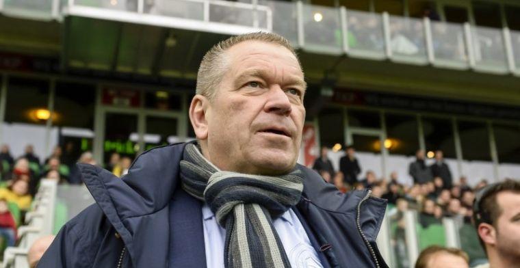 'Ik las dat Ajax iets van twaalf miljoen heeft moeten neerleggen. Niet te doen'