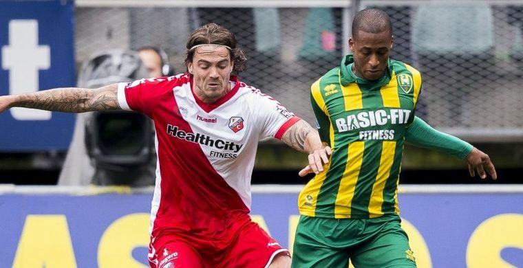 Witte rook uit Friesland: 'Blij dat we hem aan selectie kunnen toevoegen'