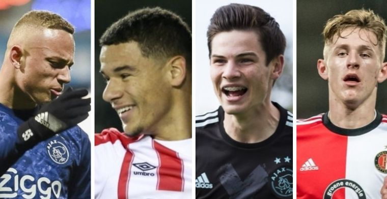 PSV, Ajax en Feyenoord op tienertoer: de jonkies die zich deze week mogen bewijzen