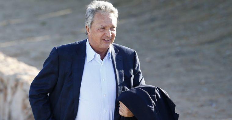 Van Holsbeeck countert transfergeruchten: Dat klopt zeker niet
