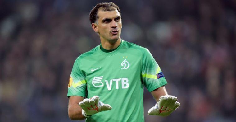 Opvallend: Gaboelov mocht door deze reden niet in doel staan tegen Groningen