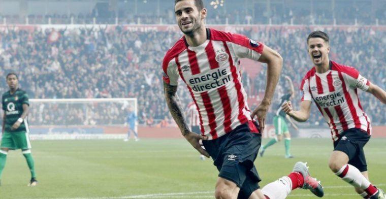 PSV'er verliest basisplaats: 'Ik had ook verwacht dat ik verder zou zijn'