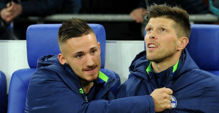 Veelbesproken aanvaller van Schalke 04 traint mee met Roda JC
