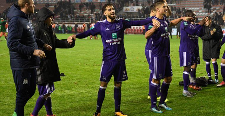 LIVE: Kijk mee naar de oefenwedstrijd tussen Anderlecht en Heerenveen