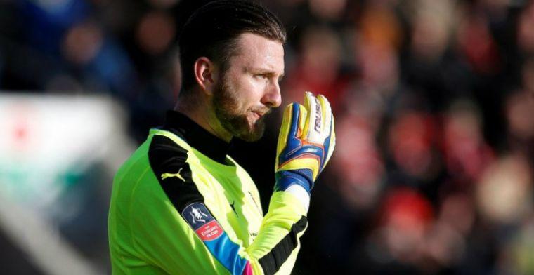 Engelse doelman houdt nul tegen Leicester City en krijgt jaar lang gratis pizza's