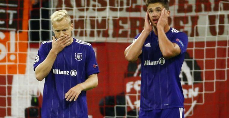 'Hij moet zich focussen op zijn job bij Anderlecht en hier het seizoen uitdoen'