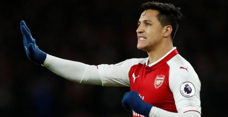 'City schrikt zich rot en is bereid Sanchez naar United te laten vertrekken'