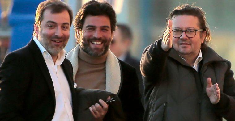 Bayat mag blijven hopen, Coucke weert makelaar (nog) niet bij Anderlecht