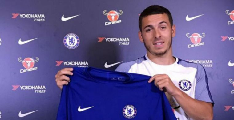 'Engelse, Belgische én Nederlandse clubs strijden om handtekening van Hazard'