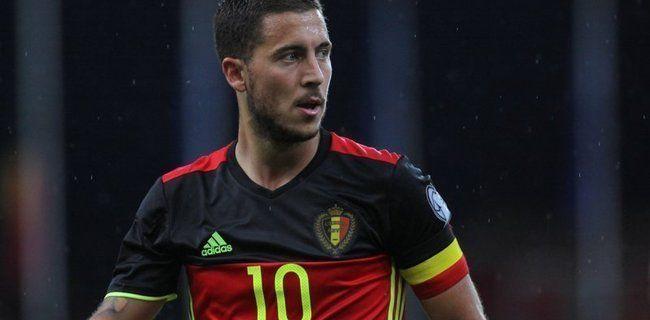 Hazard heeft zijn keuze gemaakt en tekent een contract bij deze topclub