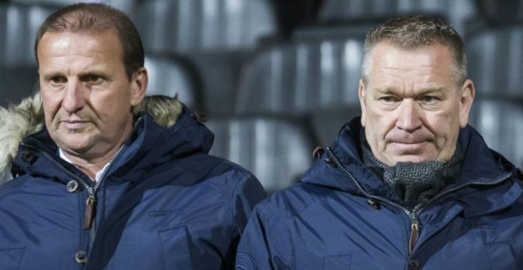 Nijland denkt aan private geldschieter: 'Vitesse en FC Utrecht als concurrenten'