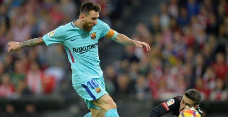 'Real Madrid wilde 250 miljoen betalen voor Messi: ontmoeting in privéjet'