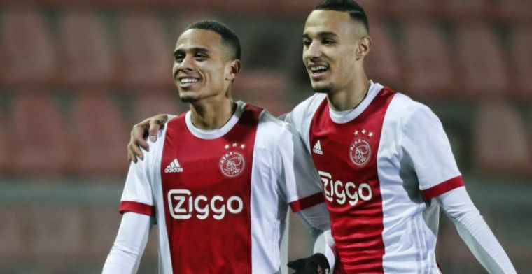 Op een gegeven moment moet ik wel de stap naar Ajax 1 gaan maken