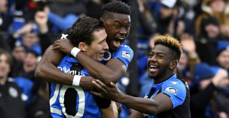 Als er één ploeg op Club Brugge kan komen winnen, dan zijn zij het