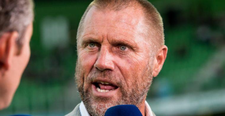 'Op dit moment zou ik heel tevreden zijn als Feyenoord 1-1 speelt tegen Ajax'