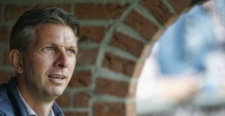 Update: Heerenveen lost keepersprobleem op en haalt oude bekende terug
