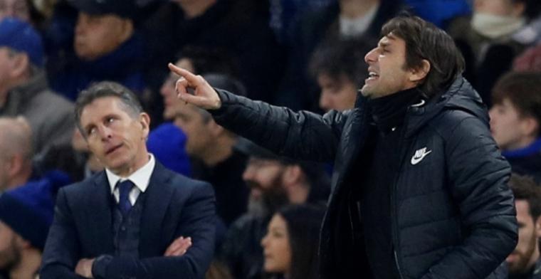 Chelsea verspeelt punten, Crystal Palace blijft maar doorstomen