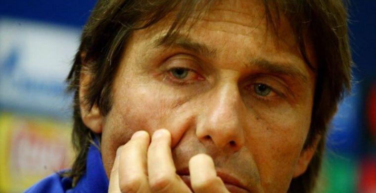 Conte haalt zich boegeroep van Stamford Bridge op de hals: Hazard gewisseld
