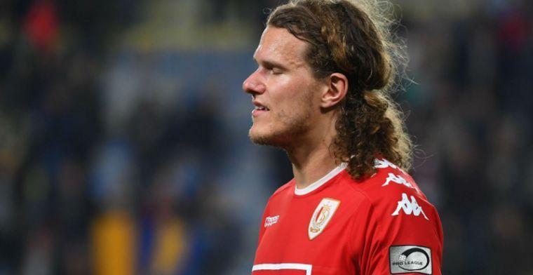 'Standard speelt het spel hard met Club, Scholz blijft hopen op transfer'