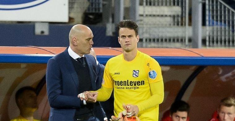 Heerenveen boort 'hevig teleurgestelde' reserve transfer door de neus: Dat mag