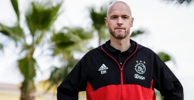Lof voor Ajax na oefenduel: 'Bij vlagen heel frivool en heel veel variatie'