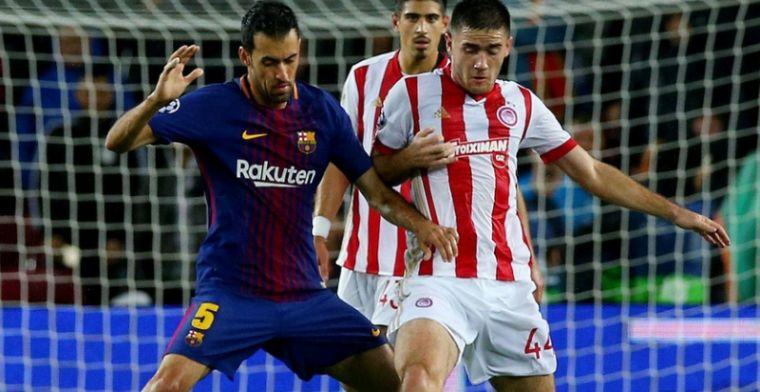 'Olympiakos wil opnieuw zaken doen, middenvelder in beeld bij Belgische clubs'