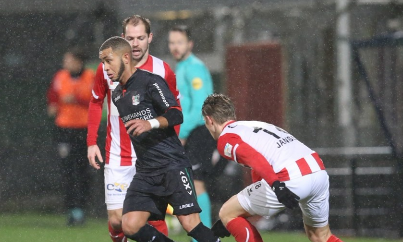 Afbeelding: NEC ingemaakt door FC Oss, Cambuur wint op bezoek in Alkmaar