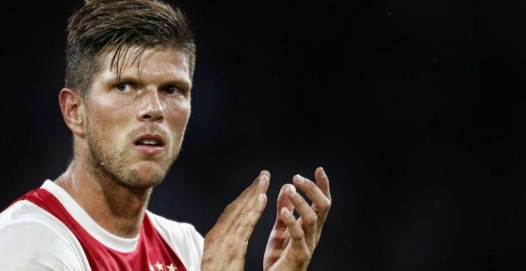 Positieve reactie uit Ajax-kamp: 'Goed dat Van Persie voor Eredivisie kiest'