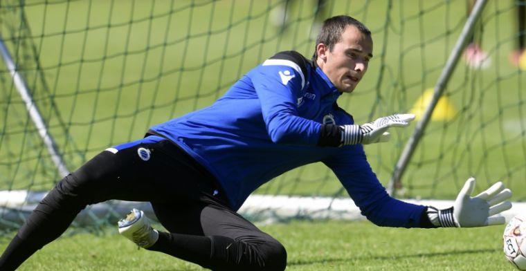 Opmerkelijk: keert Teunckens niet meer terug naar Club Brugge?