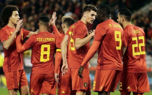 Afbeelding: 'Uitgelekt: Rode Duivels oefenen tegen nummer 3 op FIFA-ranking'