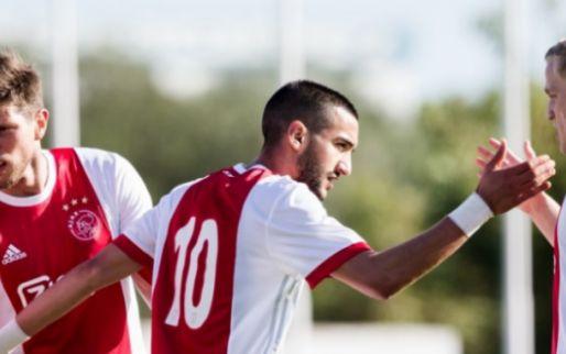 Afbeelding: 'Vroeg of laat doet dat afbreuk aan het imago van Ajax'