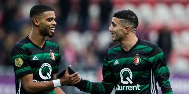 Afbeelding: Feyenoord-aanvaller wil vertrekken door komst Van Persie:
