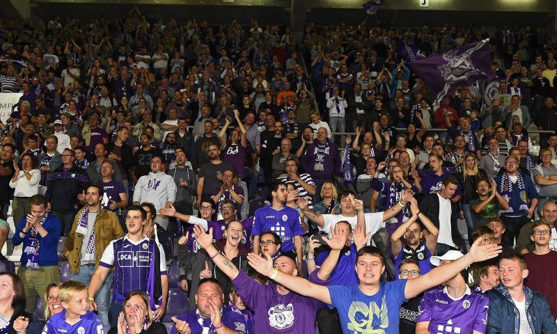 Afbeelding: Bizarre wending: Beerschot heeft Lierse-fans iets te snel beschuldigd