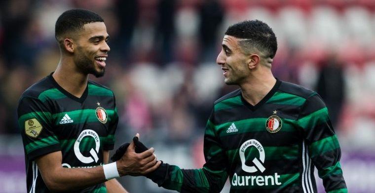 Feyenoord-aanvaller wil vertrekken door komst Van Persie: Kansloze missie
