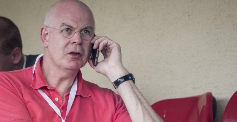 Gerbrands wil 'vrij besteedbare pot' bij PSV van dertig à veertig miljoen euro