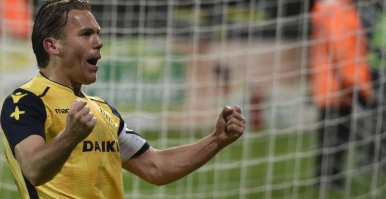 GRATIS GELD! Ontvang mooie som voor wedstrijd tussen Club en Charleroi!