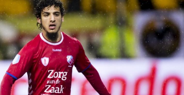 'Feyenoord neemt gewilde Ayoub transfervrij over van FC Utrecht'