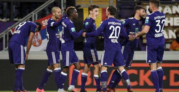 'Anderlecht onderhandelt over Roemeense verdediger'