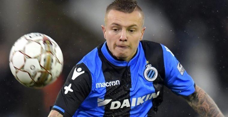 'Clasie spreekt zich verrassend uit over een langer verblijf bij Club Brugge'
